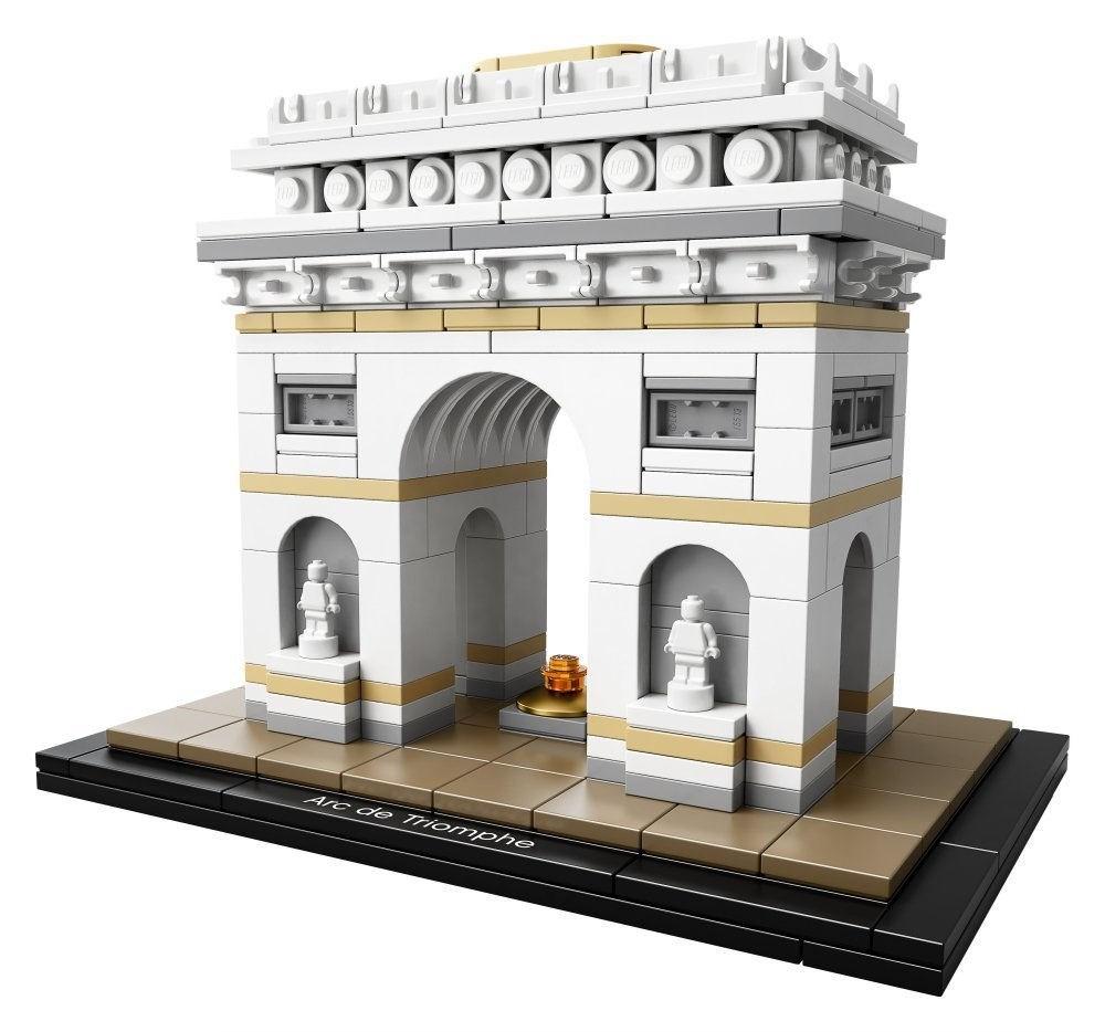 Veel Bouwplezier! - Arc De Triomphe
