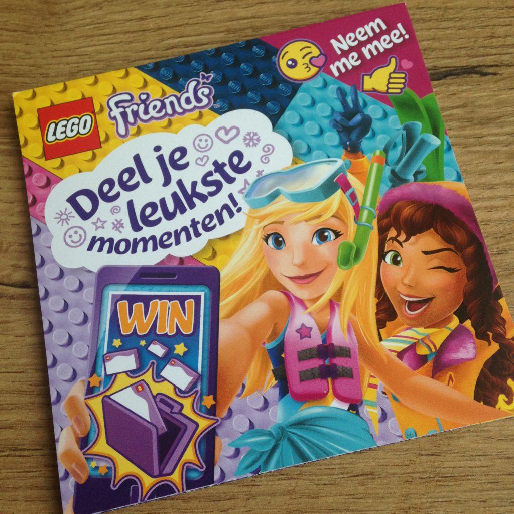 Folder, lego friends deel je leukste momenten