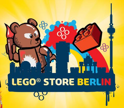 Veel Bouwplezier! - LegoStoreBerlin