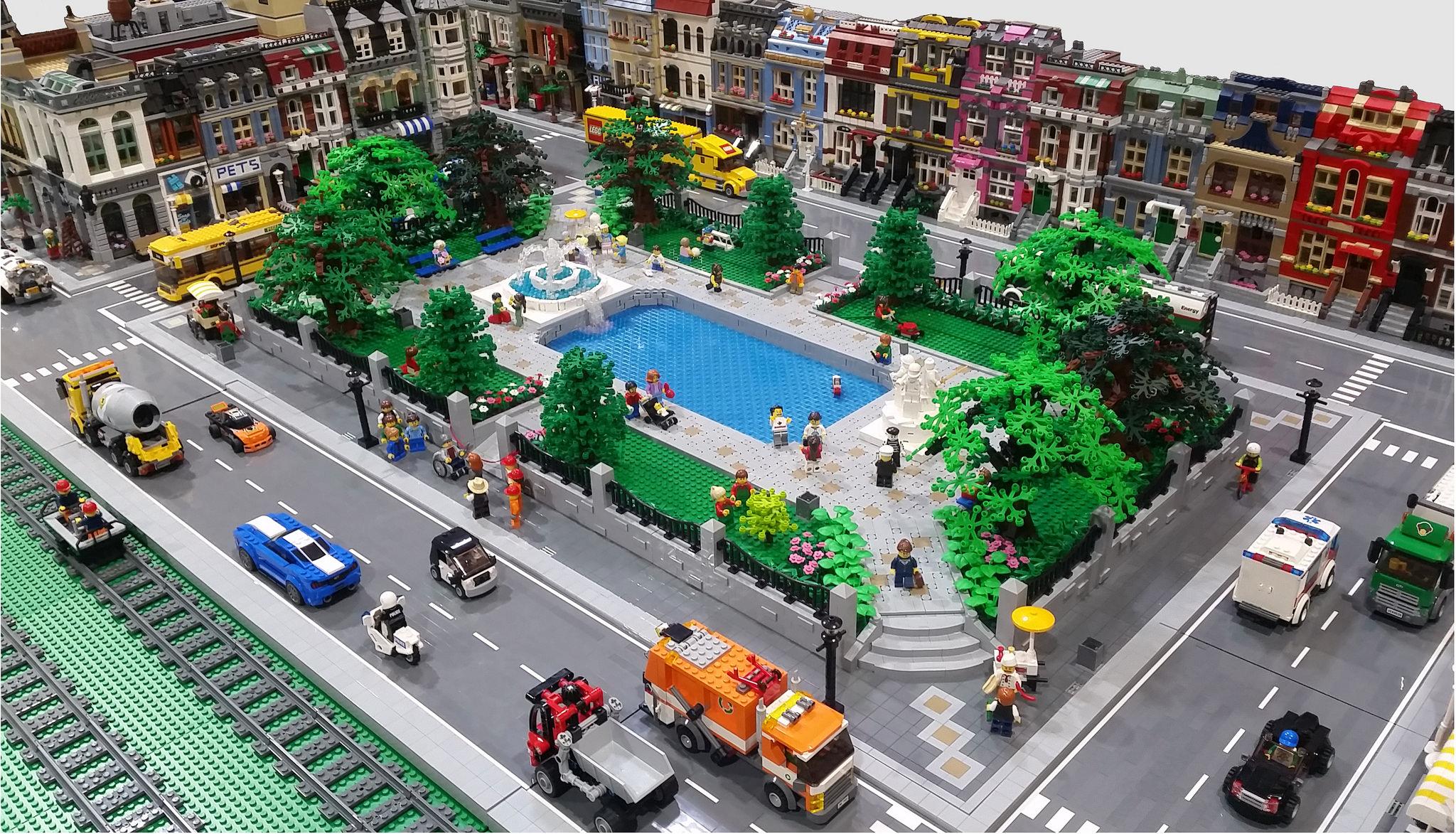 Veel Bouwplezier | LEGO City MOC
