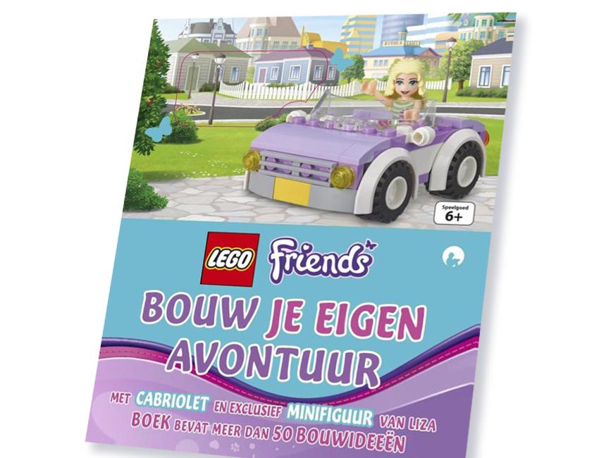veel bouwplezier | LEGO Friends Bouw je eigen avontuur