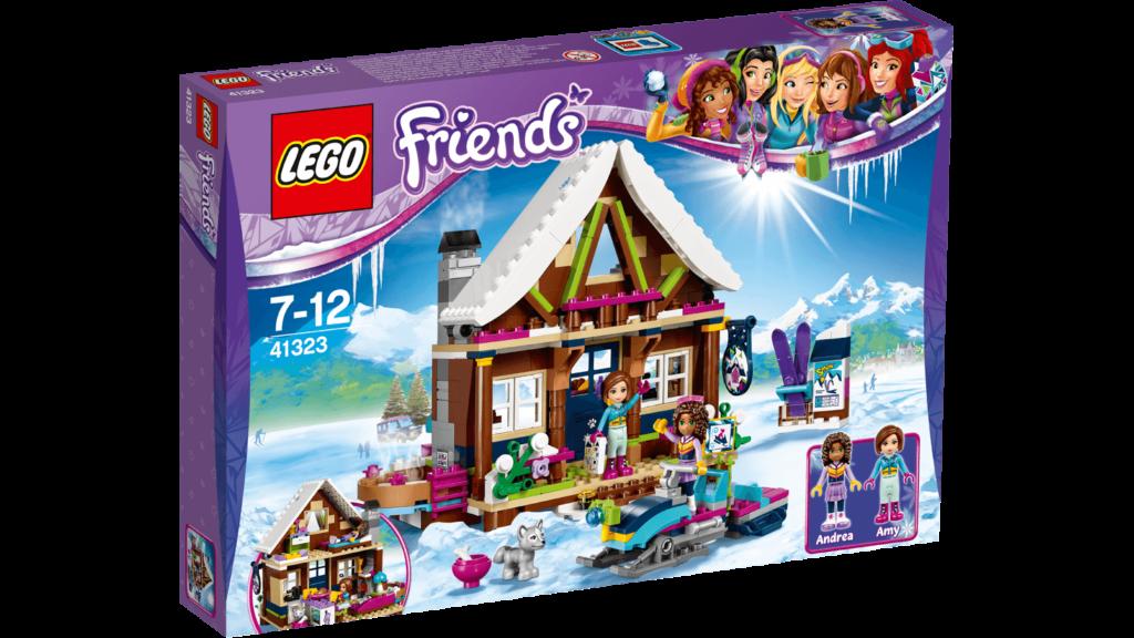 wintersport sets 2017 lego friends veel bouwplezier