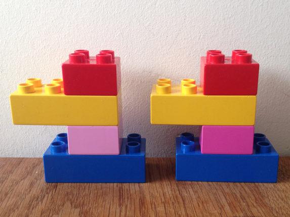 veel bouwplezier | LEGO DUPLO Zoek de verschillen