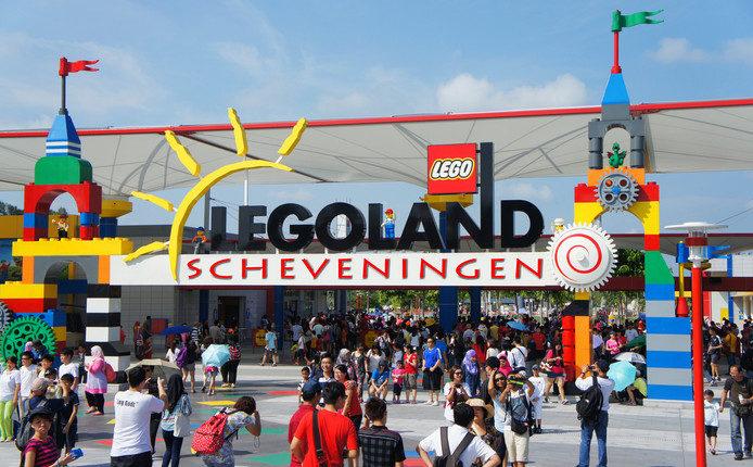 Veel Bouwplezier - Legoland Scheveningen