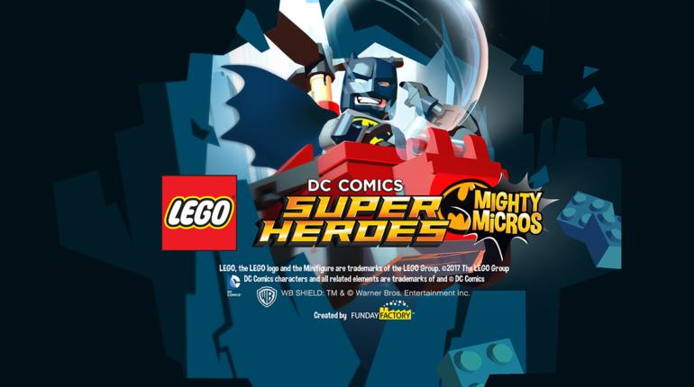 App Super Heroes