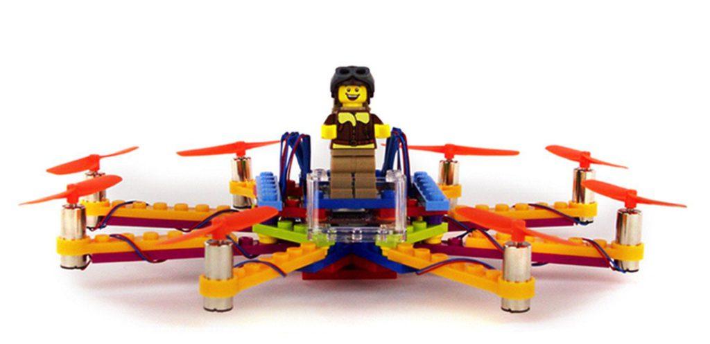 Veel Bouwplezier | LEGO drone