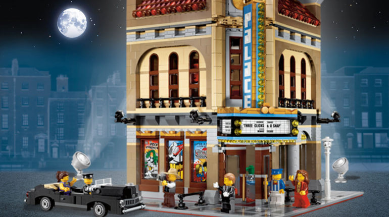 Palace cinema 10232 LEGO creator expert Veel Bouwplezier
