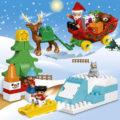 DUPLO Wintervakantie met de kerstman uitgelicht