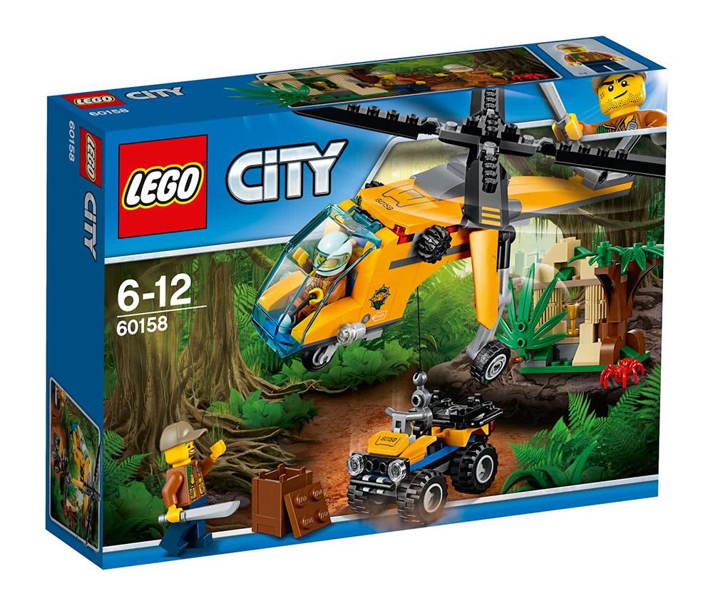 LEGO City Jungle 60158 | Sinterklaas 2017