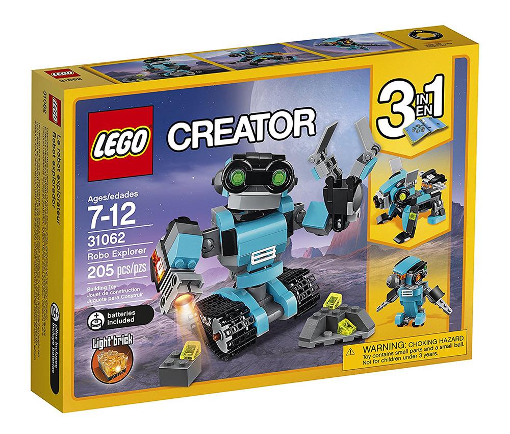 LEGO Creator 31062 | Sinterklaas 2017