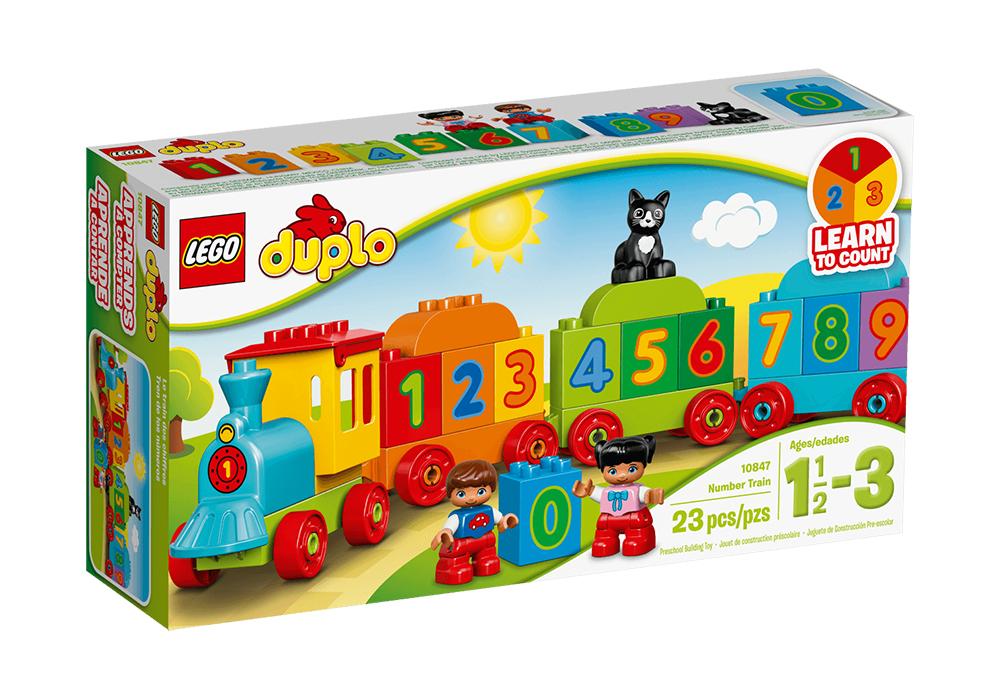 LEGO DUPLO 10847 | Sinterklaas 2017