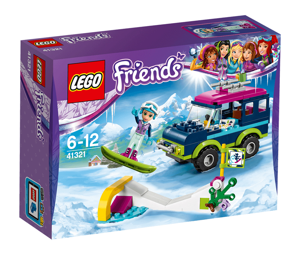 LEGO Friends 41321 | Sinterklaas 2017