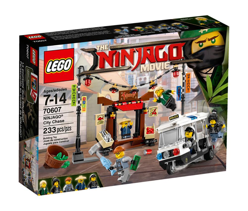 LEGO Ninjago 70607 | Sinterklaas 2017