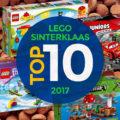 LEGO Sinterklaas Top 10 2017 Veel Bouwplezier