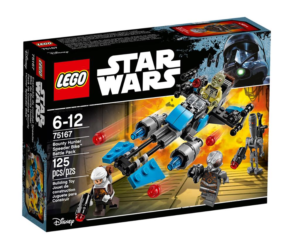 LEGO Star Wars 75167 | Sinterklaas 2017