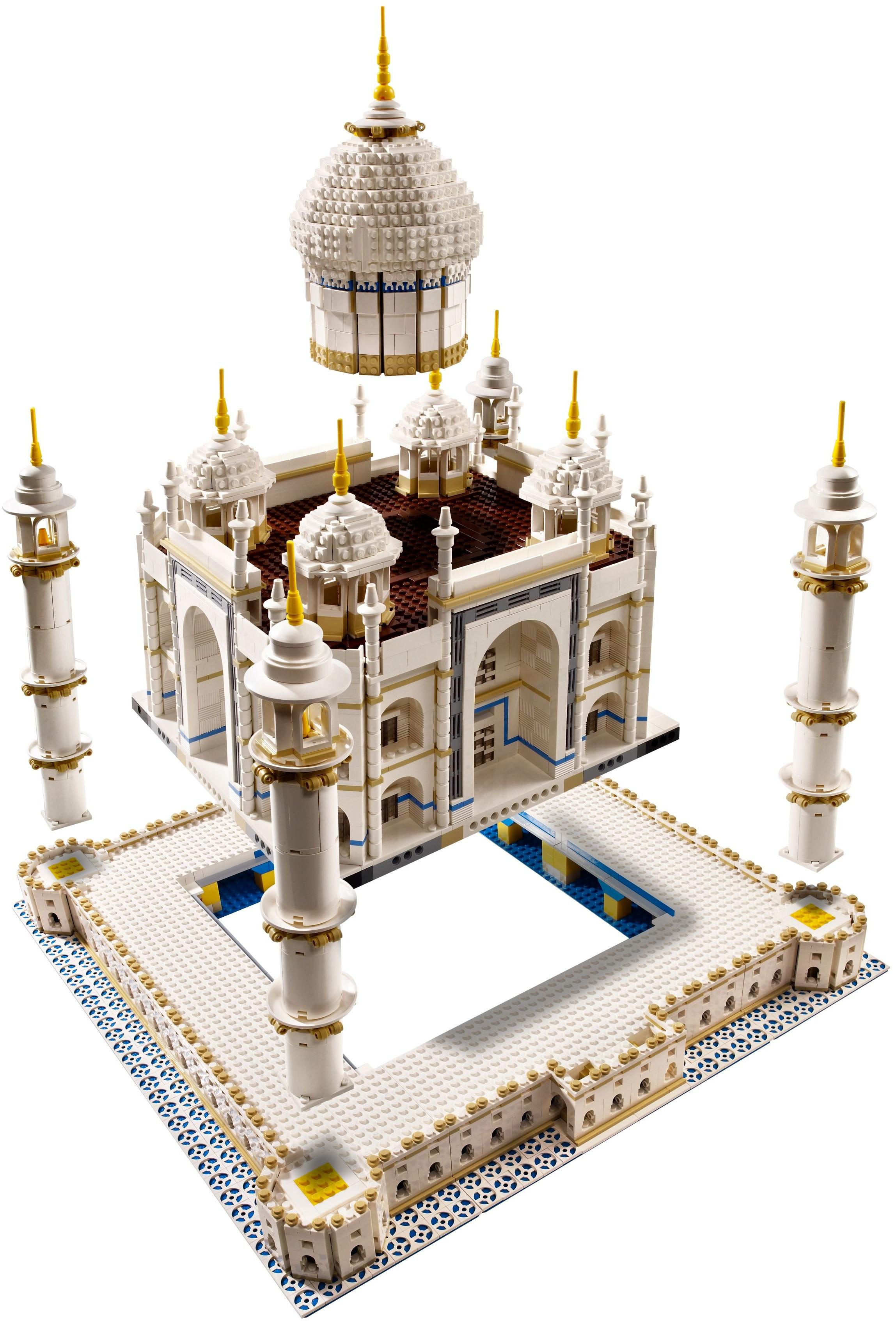 LEGO Taj Mahal Creator Expert 10256 Front Release Module