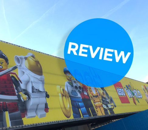 Review LEGO World 2017 - vbp