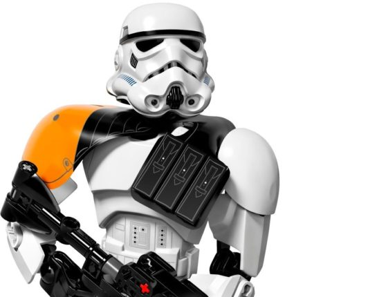 Star Wars Stormtrooper Commander 75531