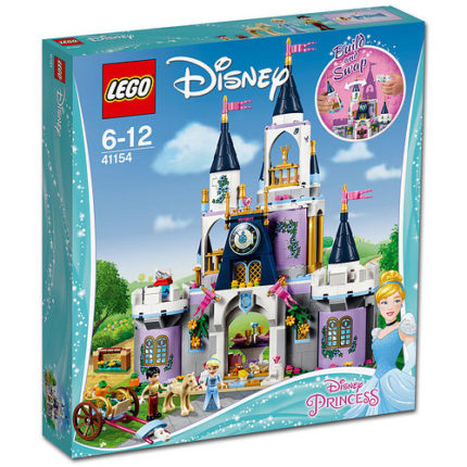LEGO Disney sets 41154
