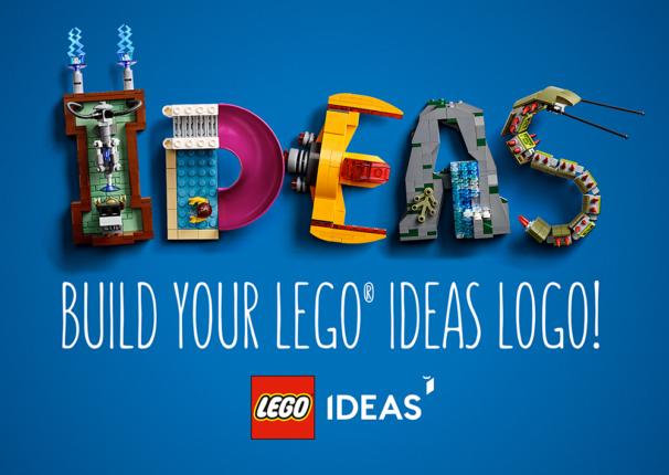 LEGO Ideas wedstrijd | Maak een LEGO logo