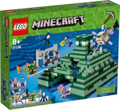 LEGO Minecraft 21136
