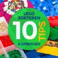LEGO sorteren en opbergen 10 tips Veel Bouwplezier