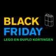Black Friday LEGO korting