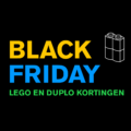 Black Friday LEGO korting