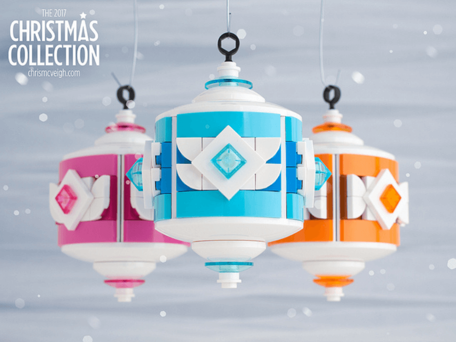 Christmas Collection Pendant Series van Chris MCVeigh
