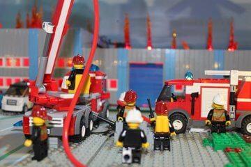 LEGO tentoonstelling