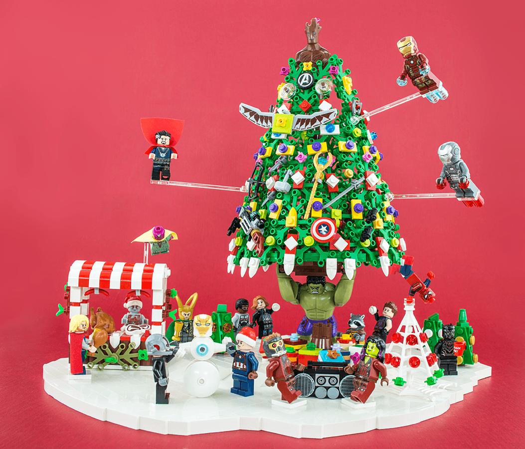 LEGO Kerst Creaties | vbp