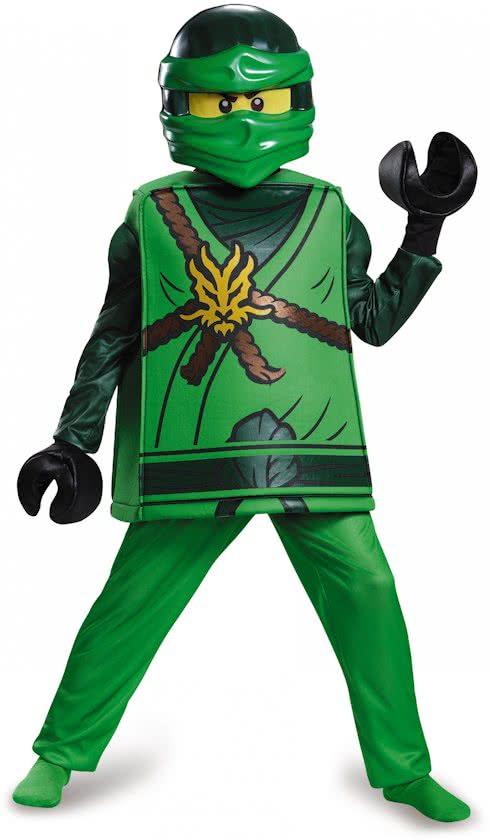 Carnaval kostuum Ninjago Lloyd