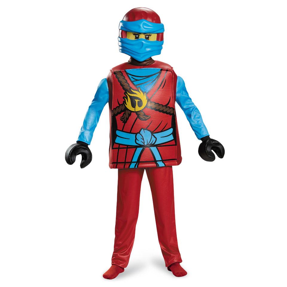 Carnaval kostuum Ninjago Nya