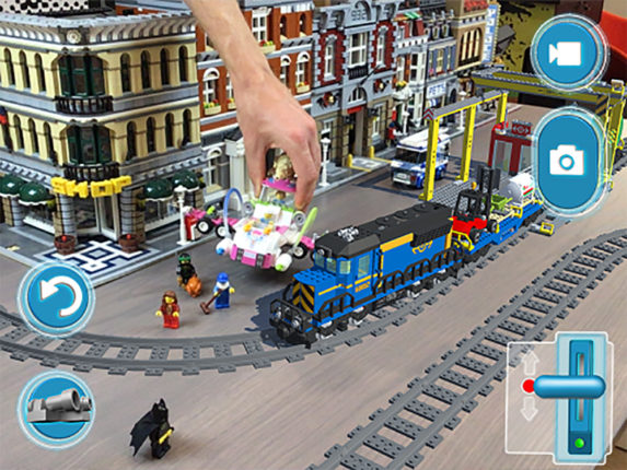 LEGO AR-Studio