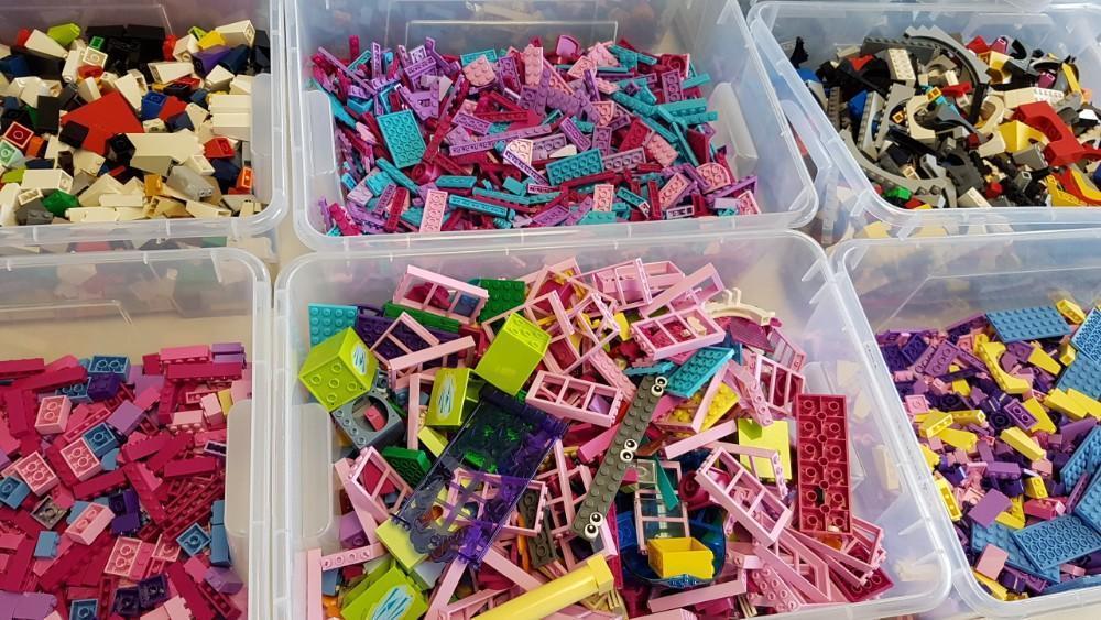 LEGO scheppen Hardinxveld Nieuwe LEGO