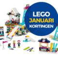 LEGO Aanbiedingen Januari 2018