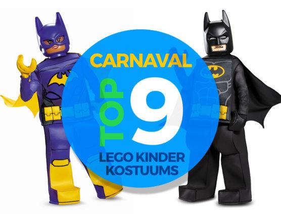 lego kinder kostuums