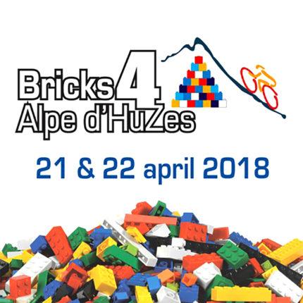 Bricks 4 Alpe d'HuZes LEGO beurs voor het goede doel