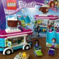 LEGO Friends Wintersport koek- en zopiewagen