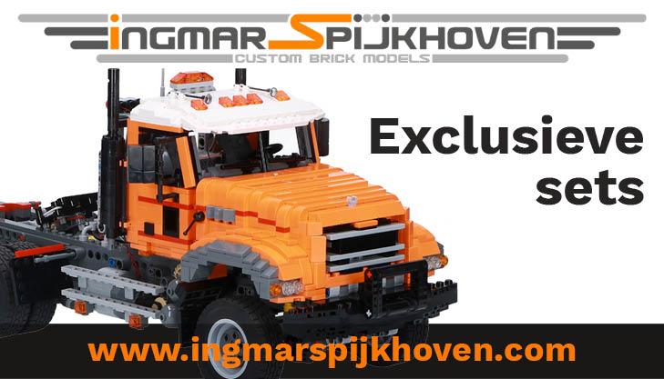 Ingmar Spijkhoven • Custom Brick Models