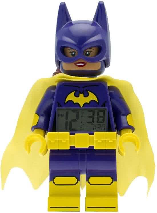LEGO wekker batgirl
