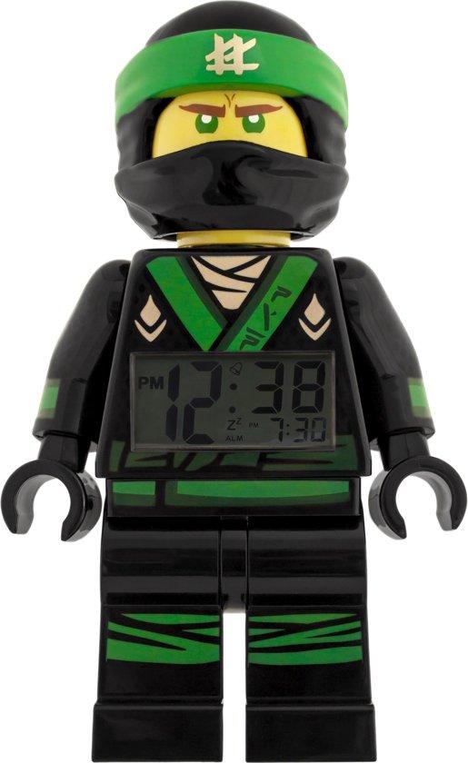 LEGO wekker ninjago