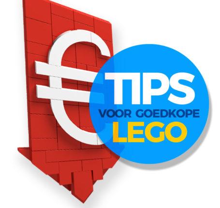 goedkope LEGO tips