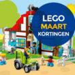 LEGO aanbiedingen maart 2018
