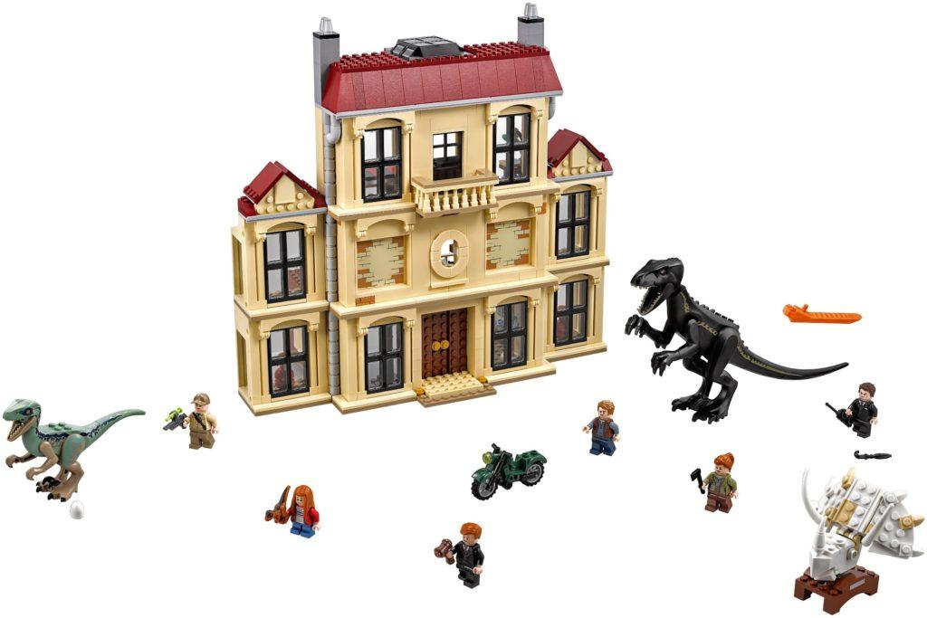 75930 Jurassic World