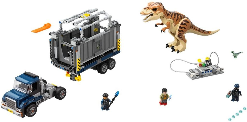 75933 Jurassic World