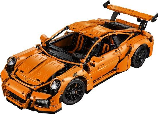 Oranje LEGO