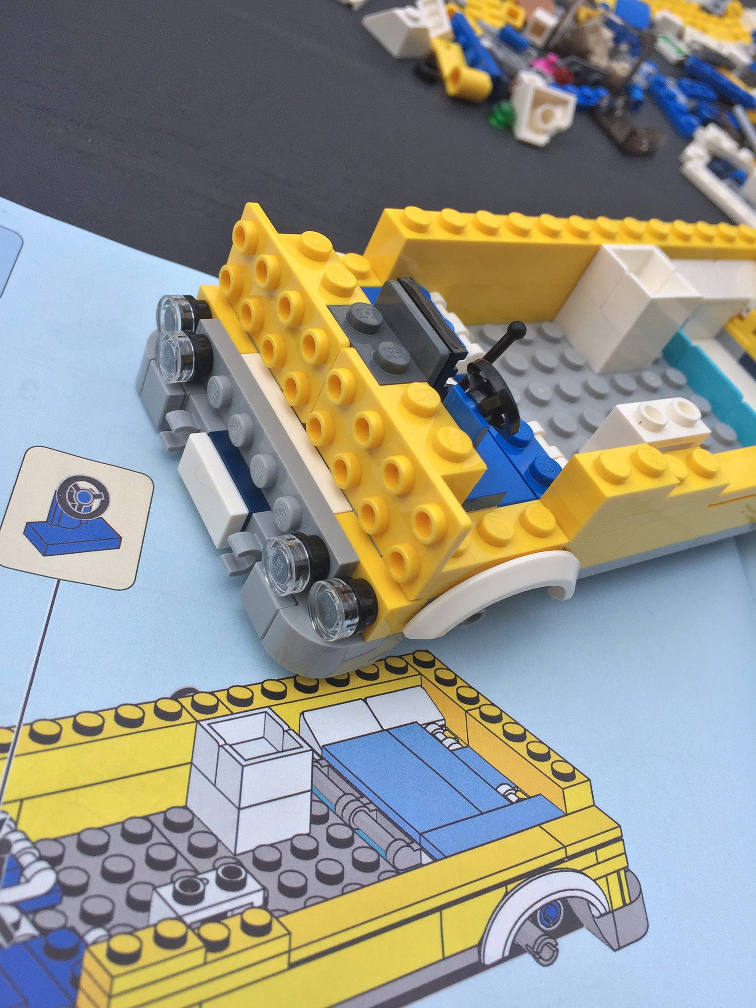 Review LEGO 31079
