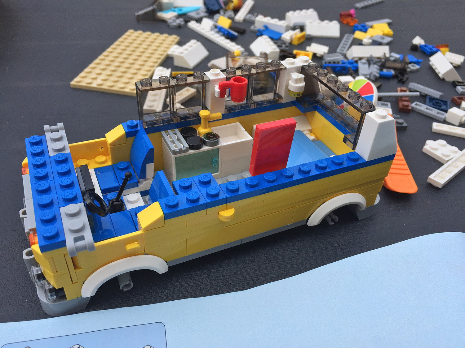 LEGO 31079 Review