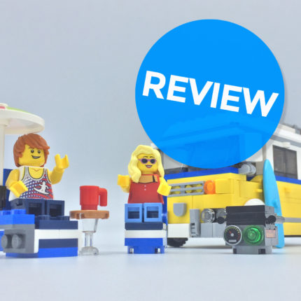 Review LEGO 31079 veel bouwplezier